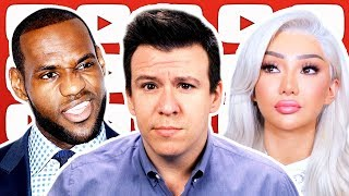 "Why Nikita Dragun Is Under Fire, John Bolton ""Resigns"", College Athlete Compensation, & WSP Day"