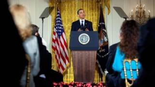 President Obama on Cybersecurity