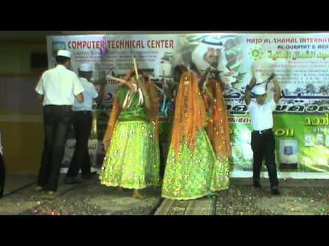 Arar Malayalisamajam 2011 Eid Program Kolkali video