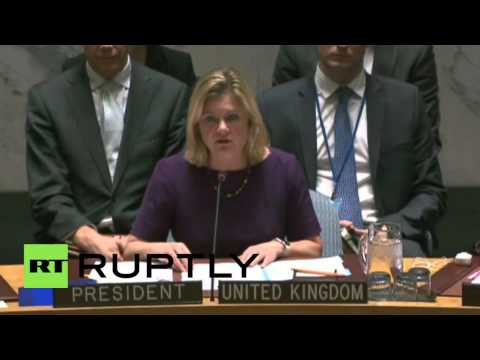 UN: Security Council observes minute of silence to honour victims in Paris and Beirut