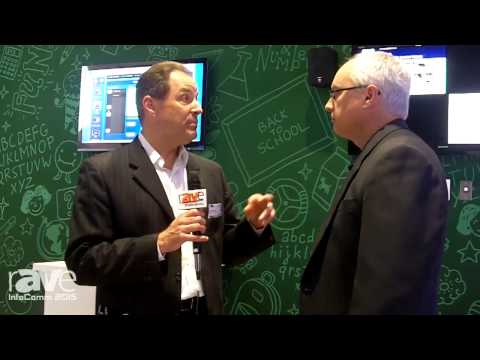 InfoComm 2015: Richard Blackwell Discusses Building Automation with Joe Andrulis at the HARMAN Booth