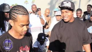 AHAT Venice Rap Battle | Ab Hogish vs Shi Dog | Northern Cali vs Southern Cali