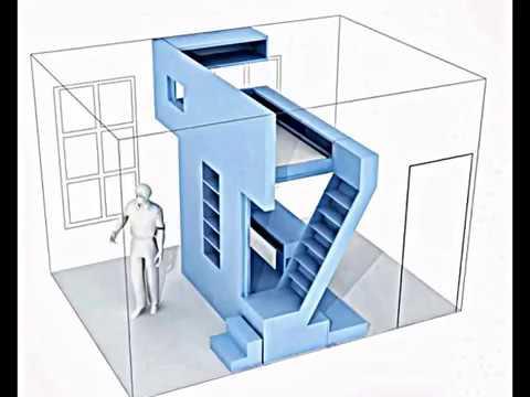 Tolle Kinderzimmer Design Idee von h2o architects