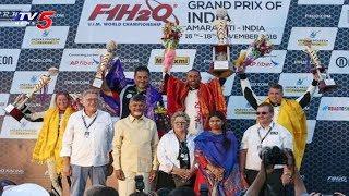 F1H2O Powerboat Racing Ends Successfully in Vijayawada