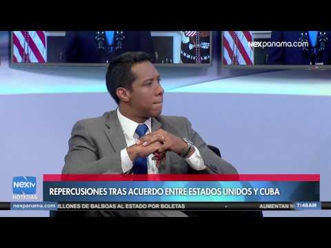 Silvio Guerra   Abogado  Retoman relacion entre USA y Cuba