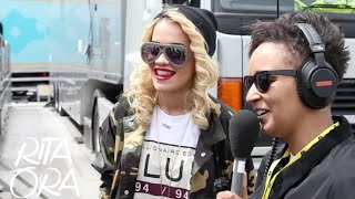 RITA ORA | Hackney Weekend 2012! [Video Diaries 005]