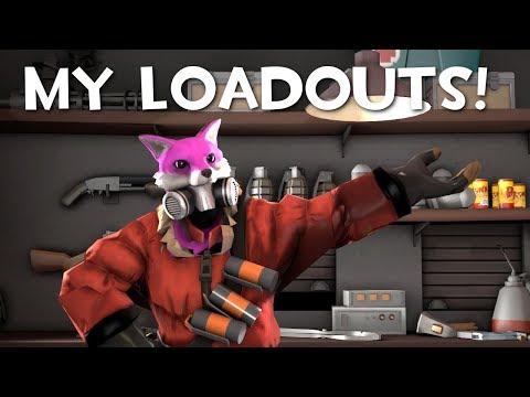 TF2: Krimsxn's Loadouts