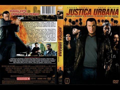 Justiça Urbana - Filme Completo [Steven Seagal]