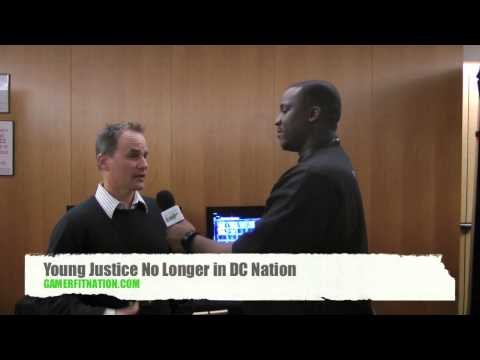 YOUNG JUSTICE LEGACY INTERVIEW
