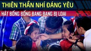 Thiên thần nhí hát Bống Bống Bang Bang siêu đáng yêu dừng chân tại Vòng Chinh Phục 1 | TDSCN #9