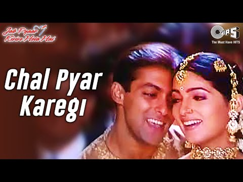 Chal Pyar Karegi - Wedding Song - Jab Pyaar Kisise Hota Hai - Salman Khan & Twinkle video