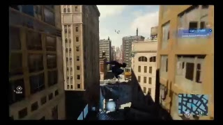 Let's Play Spiderman (Ps4) Part 5: 2099 Suit Vs Errrrybody!