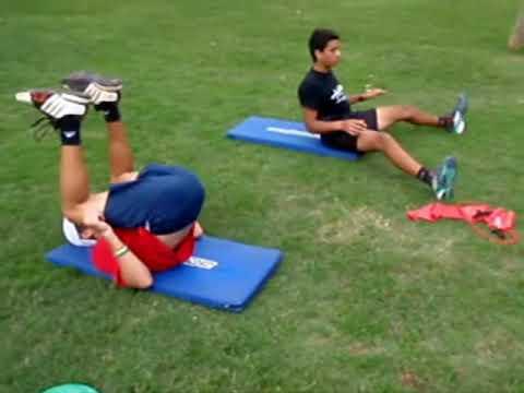 Preparacion Fisica Para El Tenis-bloque Pretemporada 2015-grupo Intermedio