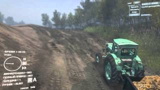 Spin Tires 2013 Dev Demo Tractor T 40 Sound Mod