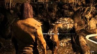 Skyrim -- No One Escapes Cidhna Mine w/ Alternate Endings