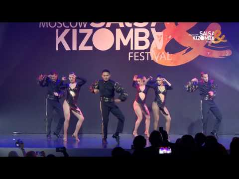 MSKFest 2017 - Adolfo, Tania & Latin Soul Dancers (Peru  - Sri Lanka -  Italy)