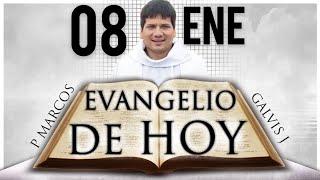 Evangelio de hoy MARTES 8 DE ENERO de 2019