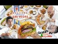 Las Vegas Sky Suite: Eating the ENTIRE Room Service Menu | Going In