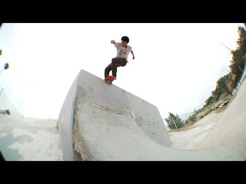Crailtap's Clip of the Day. Stevie Perez & Jeremy Leabres