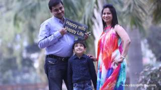 VIJAY STUDIO Shweta & Bhushan 10th Wedding Anniversary