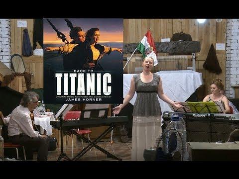 James Horner: Titanic - My Heart Wil Go On / SZIRT Együttes - Andrássy Krisztina
