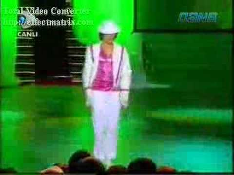 Yigit - Michael Jackson 2 Bad Solo