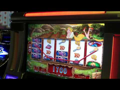 Rapunzel Slot Machine Bonus - Free Spins video