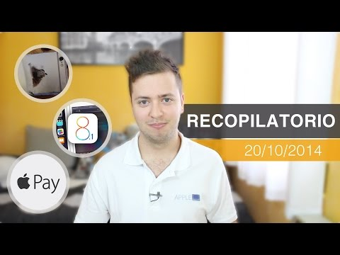 iOS 8.1, apps con Touch ID, iPhone 6 explota y mas noticias de Apple