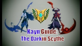How to play Kayn - League Of Legends Guide