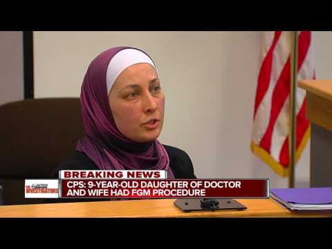 CPS: 9-year-old daughter of doctor and wife had Female Genital Mutilation procedure thumbnail