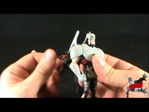 Toy Spot - Mattel Justice League Unlimited Fan Collection Bruce Wayne, Batman And Warhawk