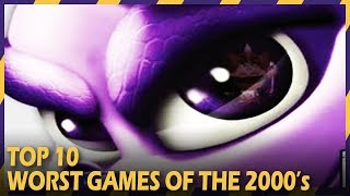 THE WORST GAMES OF THE 2000s | #ZOOMINGAMES