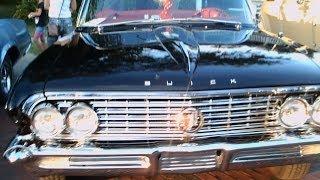 1961 Buick Invicta Convertible Blk Longwood101213