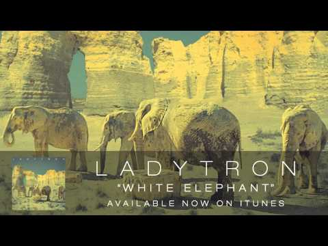 Ladytron - White Elephant [Audio]