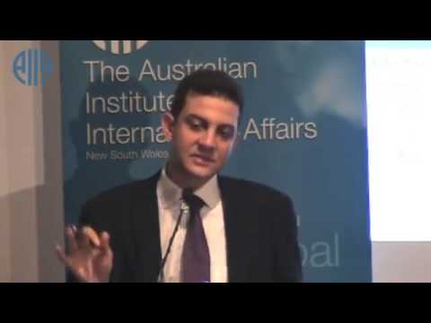 AIIA NSW  Making sense of Egypt's changing role in the Middle East after the Arab Spring