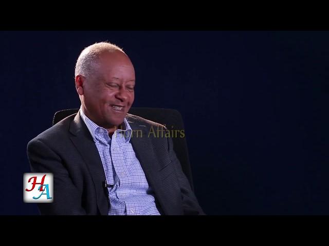 Abay Tsehaye speaks about Sugar corp, Ethio-Sudan border