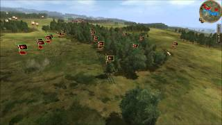 Empire: Total War - Online Battle 3v3 Part 1/2