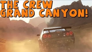 The Crew Beta | Driving Into The Grand Canyon!