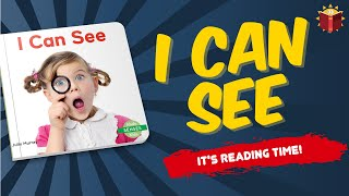 I Can See | Abdo Kids | Children's Book | Story Book | Kid Books |