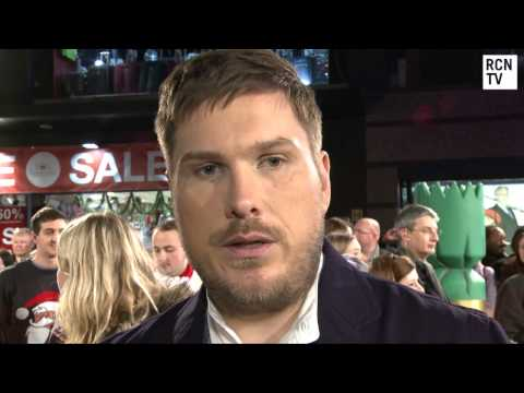 Mr Poppy Marc Wootton Interview - Nativity 2 Danger In The Manger World Premiere