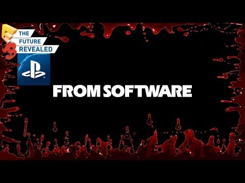 Sony Announces From Software's Bloodborne Sony E3 2014 Press Conference News