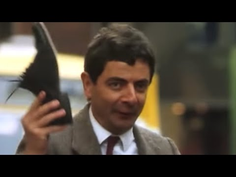 Mr Bean - Lost Shoe