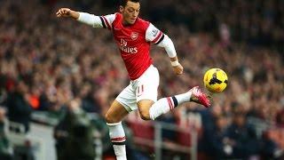Mesut Özil - Crazy Skills