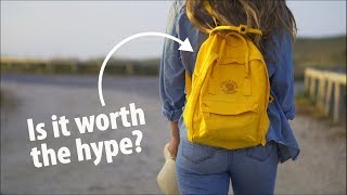 Why Is The Fjällräven Kånken Backpack So Popular?