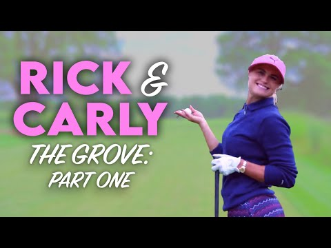 THE GROVE - With Carly Booth and Rick Shiels - Part 1