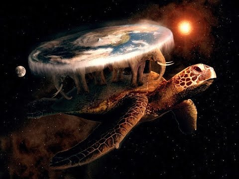 Земля круглая или нет?