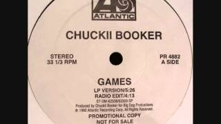 "Chuckii Booker - Games (Dj ""S"" Bootleg Bonus Beat Re-Mix)"