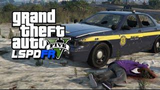 GTA 5 LSPDFR #35 - Gang Violence! - Sandy Shores Gang Unit Patrol