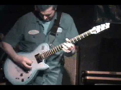 Stratus by Billy Cobham: improvised guitar solo by Sean Ghannam 2008