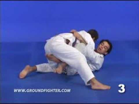 Marcelo Garcia, Series 2, Brazilian Jiu-Jitsu, Sweeps Image 1